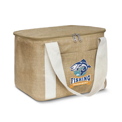 Picture of Asana Jute Cooler Bag