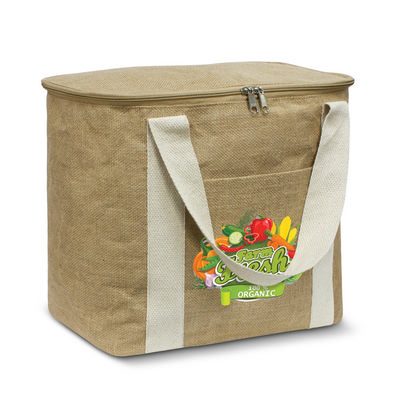 Picture of Bohdi Jute Cooler Bag