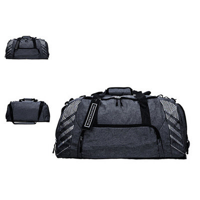 Picture of Polyester Oxford Heather Luggage Bag