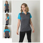 Ladies Cooldry Heather and Sports Interl