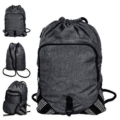 Picture of Polyester Oxford Heather Sack Pack