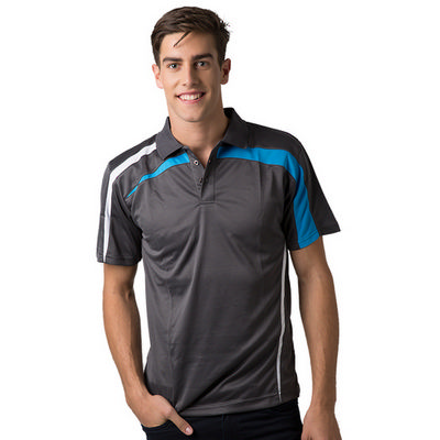 Picture of Men's 100% Polyester Cooldry Polo