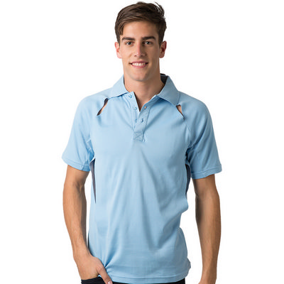 Picture of MIX AND MATCH COLOUR PIPING POLO