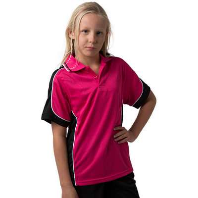Picture of Kids 100% Polyester Cooldry Micromesh Po