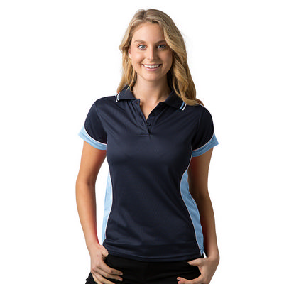 Picture of Ladies 100% Polyester Cooldry Micromesh