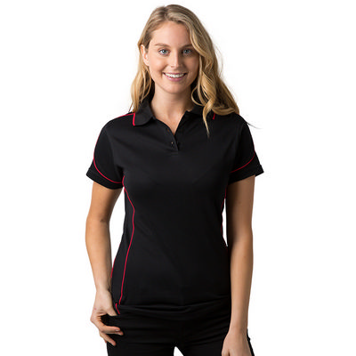 Picture of Ladies 80% Combed Cotton 20% Cooldry Bab