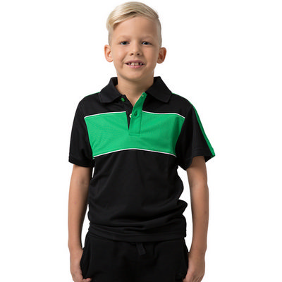 Picture of Kids 100% Polyester Cooldry Pique Knit P
