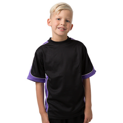 Picture of Kids 100% Polyester Cooldry Micromesh T-