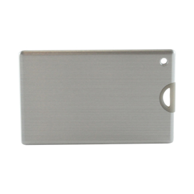 Picture of Alu Slide Credit Card Drive 4GB