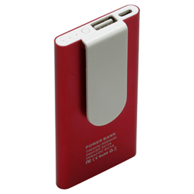 Picture of Clip Power Bank - 3000 mAh