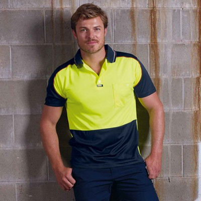 Picture of Aero Microfibre Polo Shirt S/S