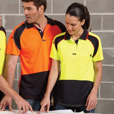 Picture of Ladies Energy Microfibre Polo S/S