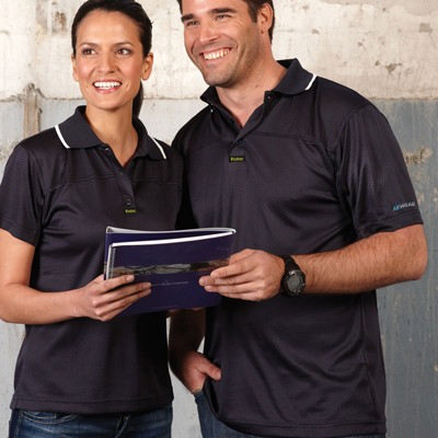Picture of Mens Classic Airwear Polo S/S