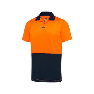 Picture of S/S Airwear Non Button Polo
