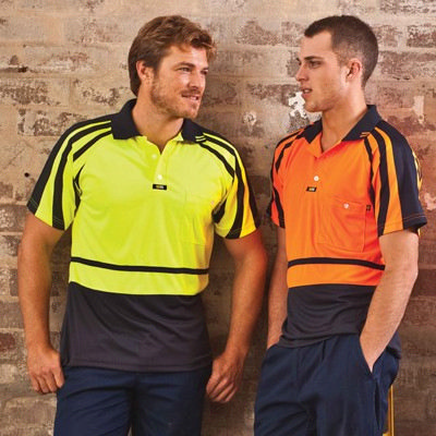 Picture of Vortex Microfibre Polo Shirt