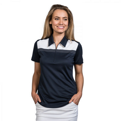 Picture of Sporte Leisure Ladies Crew Polo Shirt