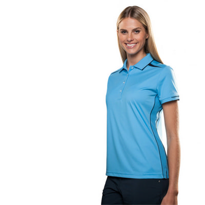 Picture of Sporte Leisure Ladies Zone Polo Shirt