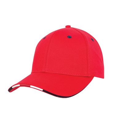 Picture of Sporte Leisure Tricolour  Cotton Cap