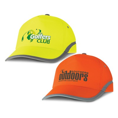 Picture of Flash 5 Panel Hi-Vis Cap