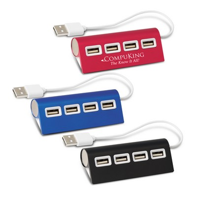 Picture of Wave 4 Port USB Hub