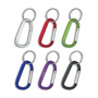 6 mm Carabiner With Split Ring