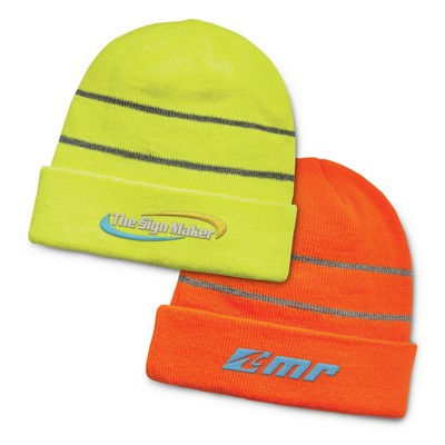 Picture of Everest Hi-Vis Cuff Beanie