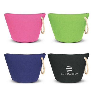 Picture of Cosmetic Bag With Rope Strap