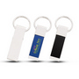 Two Tone Rectangle Key Tag