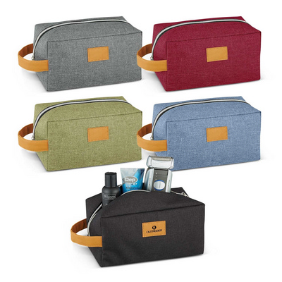 Picture of Heathered Toiletry Bag
