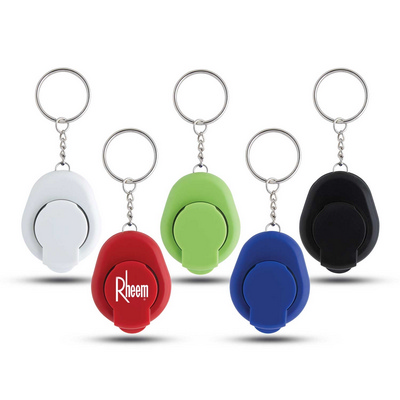Picture of Clip-On Bottle Opener Key Chain