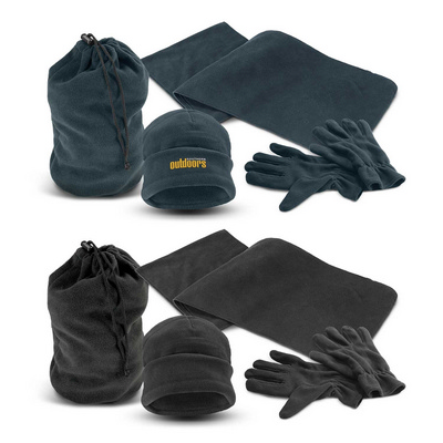 Picture of Seattle Polar Fleece Set