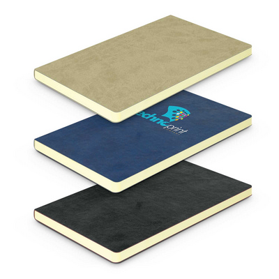 Picture of Pierre Cardin Soft Cover Notebook - Medi