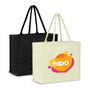 Modena Jute Tote Bag - Colour Match
