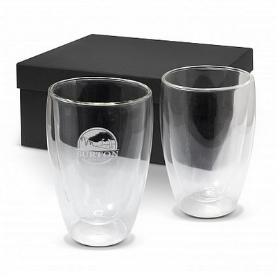 Picture of Tivoli Double Wall Glass Set - 410ml