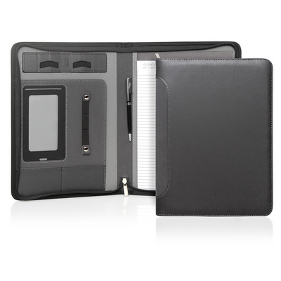 Picture of Verona Executive Tech A4 Compendium w/Zi