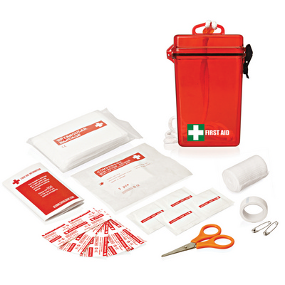 Picture of 21pc Waterproof First Aid Kit
