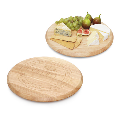 Picture of ø36cm Rubber Wood Lazy Susan