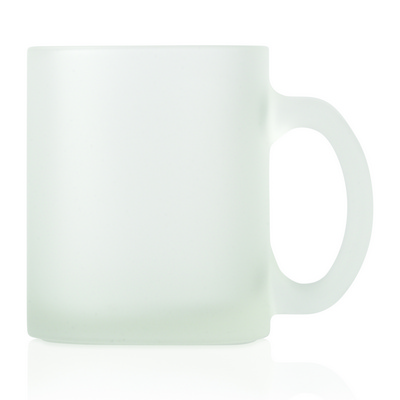Picture of Frosted Glass Mug