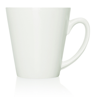Picture of Cone Shape Ceramic Mug - 370ml