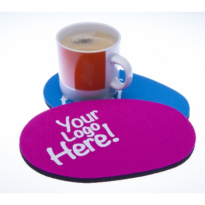 Picture of NeopreneMug Mat