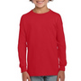 Gildan Ultra Cotton Youth Long Sleeve T-