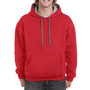 Gildan Heavy Blend Adult Contrast Hooded