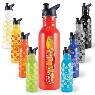 Picture of Hike Stainless Steel Drink Bottle - 750ml