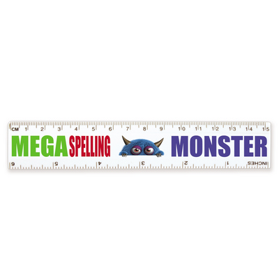 Picture of Plastic Ruler 15cm