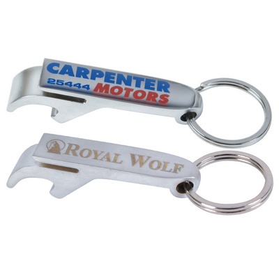 Picture of Superior Metal Pop Top Keytag