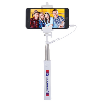 Picture of Compact Wired Selfie Stick