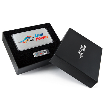 Picture of Superior  Gift Set - Matrix Power Bank a