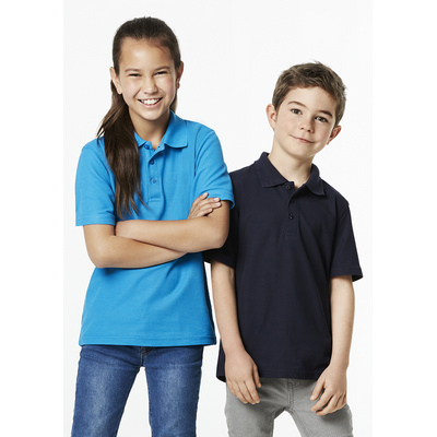 Picture of Kids Crew Polo Shirt