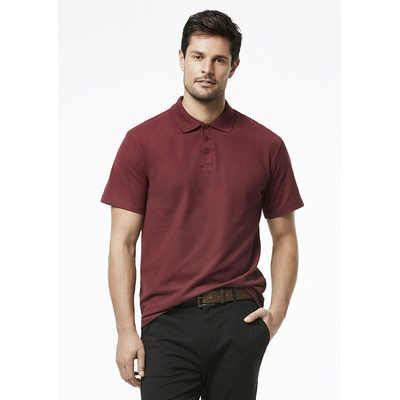 Picture of Mens Crew Polo Shirt