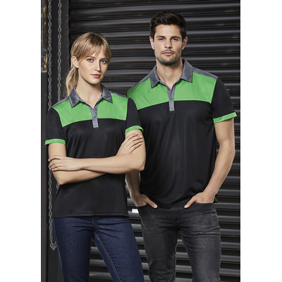 Picture of Mens Charger Polo Shirt